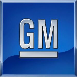 Brand New Genuine Gm Oem Drive Shaft Center Support Bearing 12472460