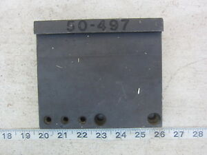 Pro Cut 50 497 Reach Extension Plate Used