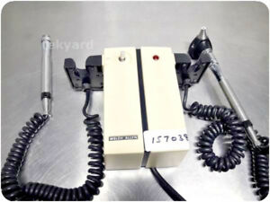 Welch Allyn 74710 Otoscope Ophthalmoscope Wall Mount Transformer with Heads
