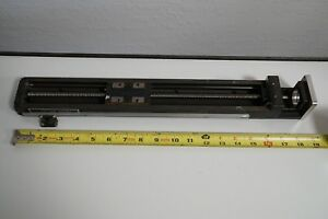 Thk Kr33 Ball Screw Linear Rail System 19 Inches