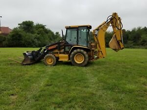 2001 Cat 420d It Backhoe