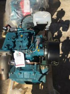 Lister Petter Lpws2 Direct Injection Marine Engine