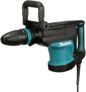 Makita Demolition Hammer Soft Start Side Handle 14 Amp Corded Variable Speed