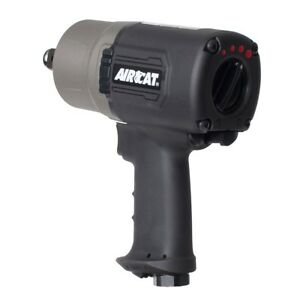 Aircat 1770 xl 3 4 Drive Composite super Duty Twin Hammer Impact Wrench