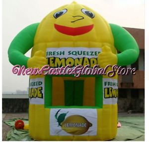 Custom Inflatable Lemonade Concession Stand Event Drink Tent Booth Commercial