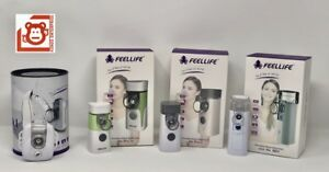 Feellife Portable Mesh Ultrasonic Nebulizers 1 Yr Factory Warranty
