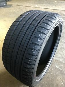 1 New 295 30 19 Kinforest Kf550 Performance Tire Free Shipping 280aa 295 30r19