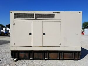 Katolight 150 Kw Stand By Generator Stand By Generator Generator Katolight