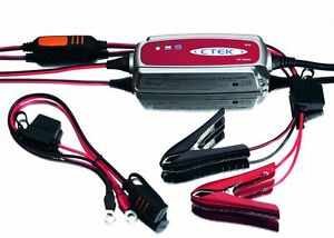 6 Volt Automatic Battery Smart Charger For Gel Lead Acid Agm Optima Red Top