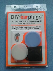 Diyearplugs Custom Moulded Earplug Kits For Motorcycles Hot Rods Scooters Etc