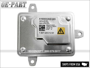 Oe Part Al Bosch Hid Ballast 130732931201 35w For Bmw Mini Cooper Benz