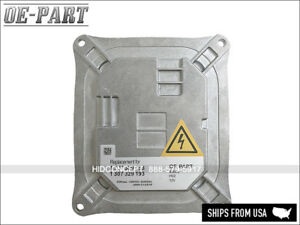 Oe Part Replacement Al Bosch Hid Ballast 130732915301 For Bmw Mini Cooper