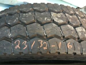 Michelin Xzus 2 All Position 315 80 22 5 Commercial Truck Tire