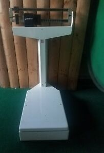 Detecto 450 Infant pediatric Manual Scale Made In The Usa