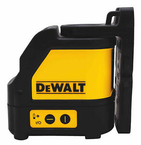 Dewalt Dw088cg 2 Way Self levelling Cross Line Laser Green Change With New D