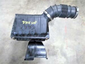 2003 Jeep Liberty 3 7l 6 Cylinder Engine At 4x4 Air Cleaner Box Assembly 02 03