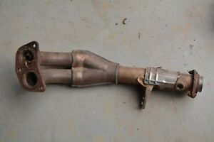 96 00 Honda Civic Ex Exhaust A Down Pipe Downpipe Oem