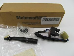 New Ford Swe 2335 Wiper Washer Switch W Intermittent Wipers For 91 94 Tracer