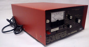 Branson Sonifier Model 350 Cell Disruptor W Timer Output Control