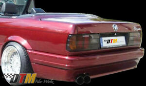 Bmw E30 M tech Ii Style Rear Bumper 84 92 Body Kit