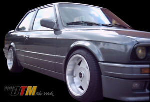Bmw E30 Side Skirts 84 92 M tech Ii Style Body Kit