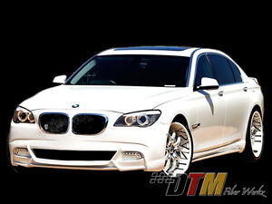 Bmw 7 Series F01 F02 Vip Style Full Body Kit Spoiler Frp Made In Usa