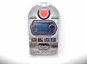 Clearance Diablosport T1000 Trinity Dashboard Tuner And Diagnostic Tool