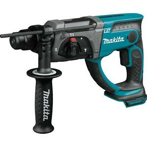 Makita Xrh03z 18v Lxt Lithium ion Cordless 7 8 inch Rotary Hammer