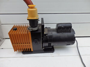 Alcatel 2004a Dual Stage Rotary Vane Pump 2004 A local Pickup