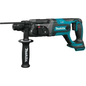 Makita Xrh04z 18v Lxt Lithium ion Cordless 7 8 inch Rotary Hammer