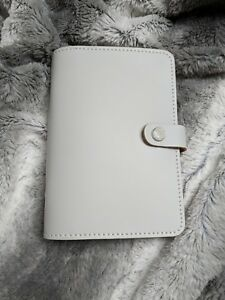 Filofax Original Leather Organizer Personal Size In Stone