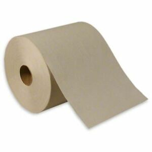 Gp 26302 Hardwound Roll Towel 7 875 X 800 Brown 6rolls cs