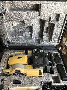 Topcon Os103 3 Prismless Wireless Total Station