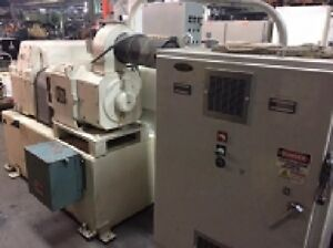 4 5 johnson Extruder With Beringer Pelletizing Line