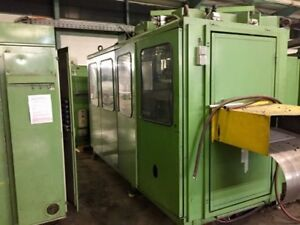 1994 Rebult 2018 Illig Rdkp72d 4 Stations Thermoforming Machine
