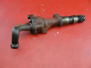 Oliver Tractor Oil Pump Super 55 550 White 2 44 100348as 180180 180482
