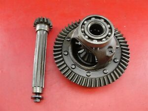 Farmall Tractor Ring Pinion Carrier Differential 46385d A B 100 130 140 Super A