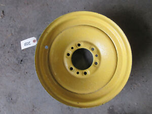 John Deere Unstyled A G Front Solid Wheel Rim
