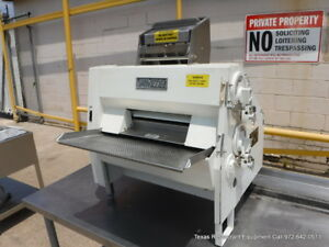 Anets Sdr 21 Countertop Pizza Dough Roller Sheeter