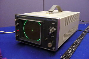 Used Philips Vectorscope Pm5567 Analog Video Signal Analyzer For Refurb