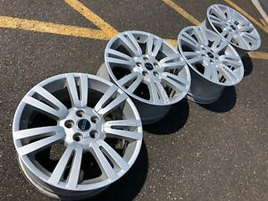 20 Land Rover Range Rover Oem Factory Stock Wheels Rims Sport Hse Autobiography