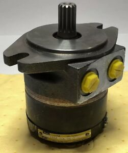 New Genuine Oem Parker Hannifin Lsht Torqmotor 116a 106 bs 0 Hydraulic Motor
