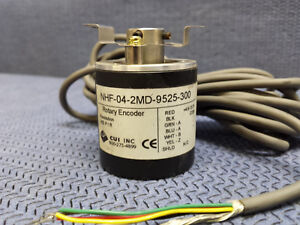 New Cui Nhf 04 2md 9525 300 Rotary Encoder With Downloadable Datasheet