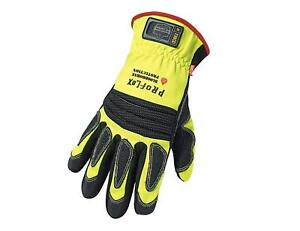 Ergodyne Proflex 730od Fire And Rescue Work Gloves With Out Dry Size Large