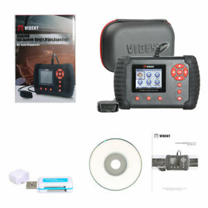 Vident Ilink400 Full System Sas Dpf Abs Airbag Obd2 Car Diagnostic Scanner Tool