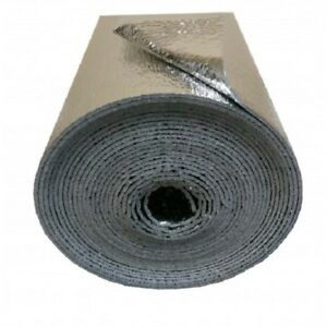 Reflective Foam Insulation Heat Shield Thermal Insulation Shield 24 x50ft