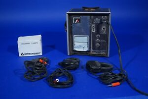 Amprobe Ac Current Recorder With Clamp Probes Paper