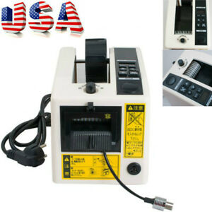 Automatic Tape Dispensers Adhesive Tape Cutter Packaging Machine 110v Usa Stock