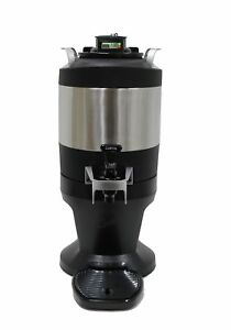 Wilbur Curtis Thermal Coffee Dispenser 1 0 Gallon With Tft Technology Made