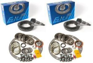 80 87 Chevy 4wd Truck Gm 8 5 3 73 Ring And Pinion Timken Master Elite Gear Pkg